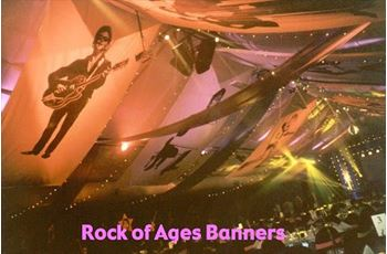 Picture of Banner Rock of Ages