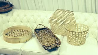 Picture of Asian Baskets