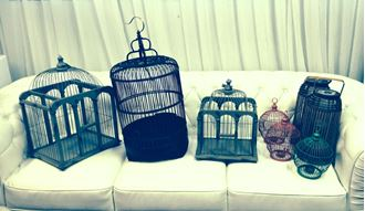 Picture of Asian Birdcages