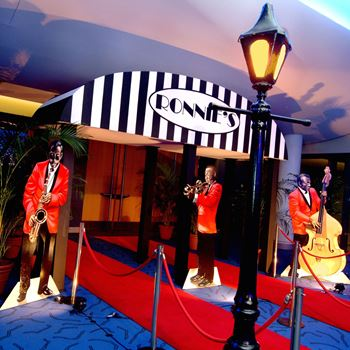 Picture of Cotton Club Entrance