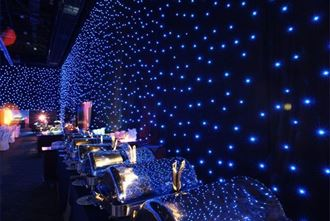 Picture of Star Curtains LED