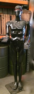 Picture of Mannequin Alien Android