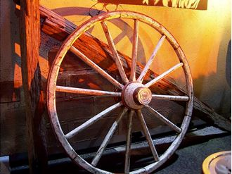 Picture of Wagon Wheel (Small)