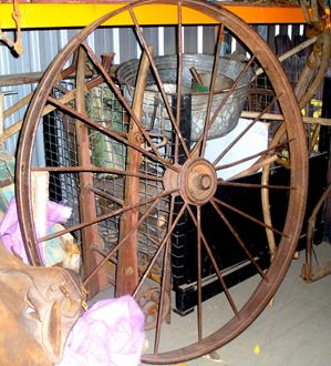 Picture of Wheel Metal Large