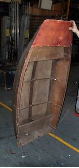 Picture of Boat Wooden