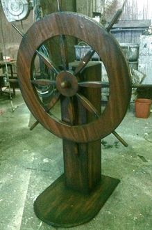 Picture of Ships Wheel
