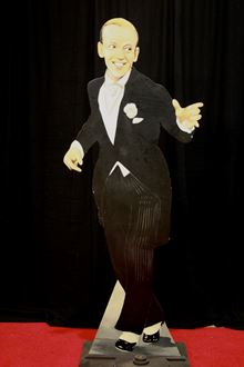 Picture of Cutout Fred Astaire