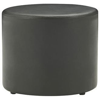 Picture of Ottoman Round Black