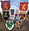 Picture of Medieval Shields