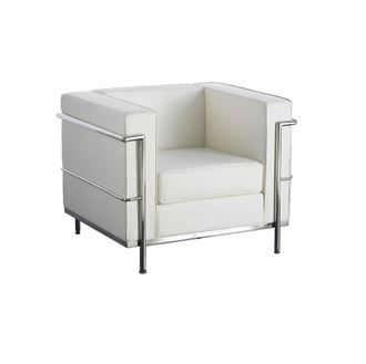 Picture of Le Corbusier Replica White Lounge 1 Seat