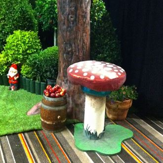 Picture of Toadstool Seat