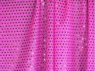 Picture of Overlay Pink sequin 2m sq