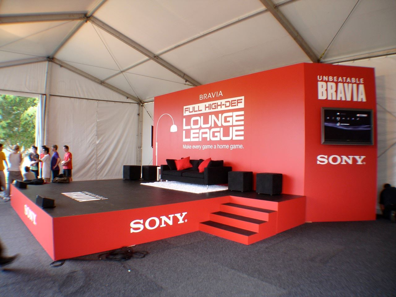 Exhibition Stand Hire Brisbane : Staging dimensions brisbane prop hire event