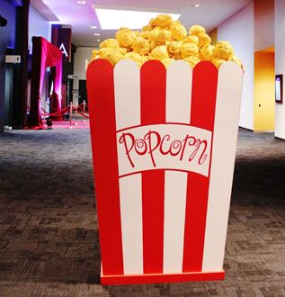 Picture of Popcorn Box - Jumbo Size