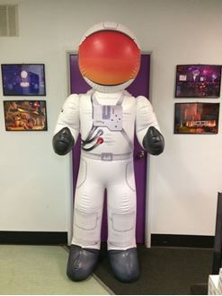 Picture of Astronaut - 2m High Inflatable