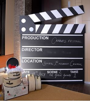 Picture of Hollywood Clapper Board - Large