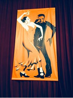 Picture of Poster Spanish Dancers  3.6m x 1.5m