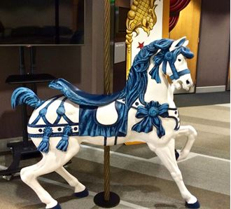 Picture of Carousel Horse - Large