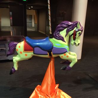 Picture of Carousel Horse 1