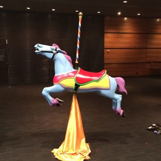 Picture of Carousel Horse 8