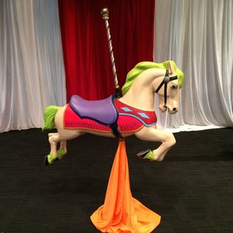 Picture of Carousel Horse 2