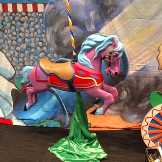 Picture of Carousel Horse 3