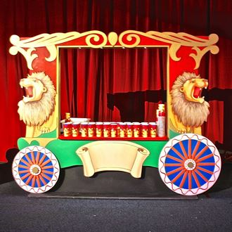 Picture of Food Station Circus Lion