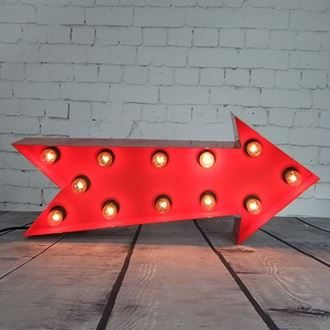 Picture of Marquee Light - Arrow