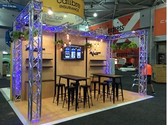 Picture of Truss style Exhibition Stand