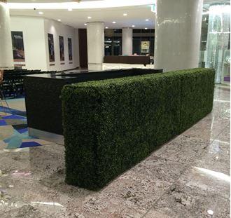 Picture of Hedge - artificial 2.4m L x 1.1m H x 400mm D