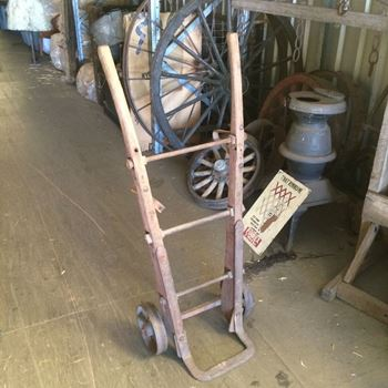 Picture of Trolley / hand / vintage