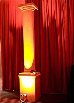 Picture of Olympus Column (3.6m H)