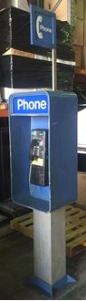 Picture of American Style Phone Booth