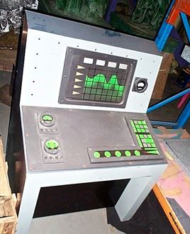 Picture of Space Ship Control panel