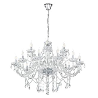 Picture of Chandelier-Crystal - 18 light