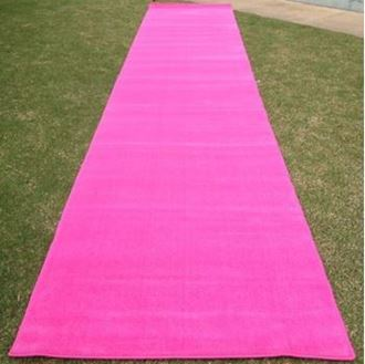 Picture of Pink Carpet Runner