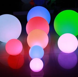 Picture of Glow Spheres