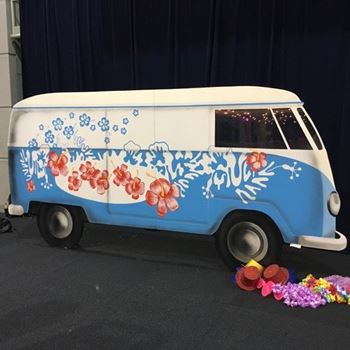 Picture of Cutout Kombi Van (2.2m H x 5.5m W)