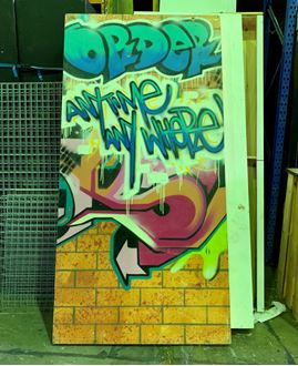 Picture of Graffiti Panel 1