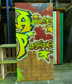 Picture of Graffiti Panel 2
