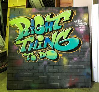 Picture of Graffiti Panel 3