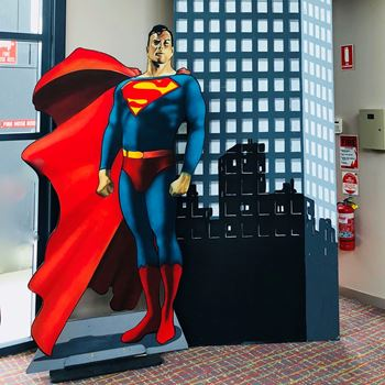 Picture of Cutout Superman