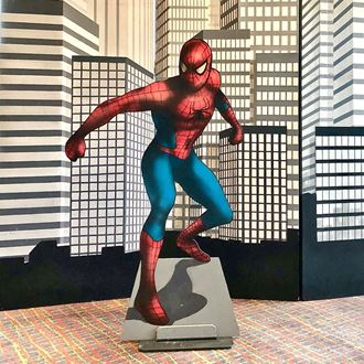 Picture of Cutout Spiderman