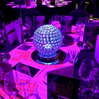 Picture of Crystal Ball Centrepiece