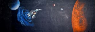 Picture of Backdrop Space Odyssey 3 - 12m x 4m