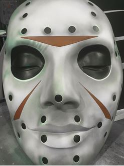 Picture of Jason from Friday The 13th  Mask