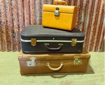 Picture of Vintage Suitcases