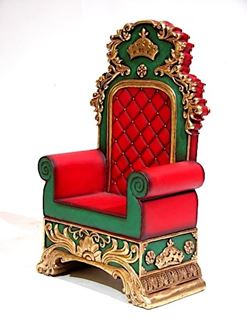 Picture of Santas Throne