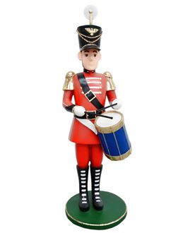 Picture of Drummer Boy Tin Soldier 1.75mH
