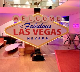 Picture of Las Vegas Sign